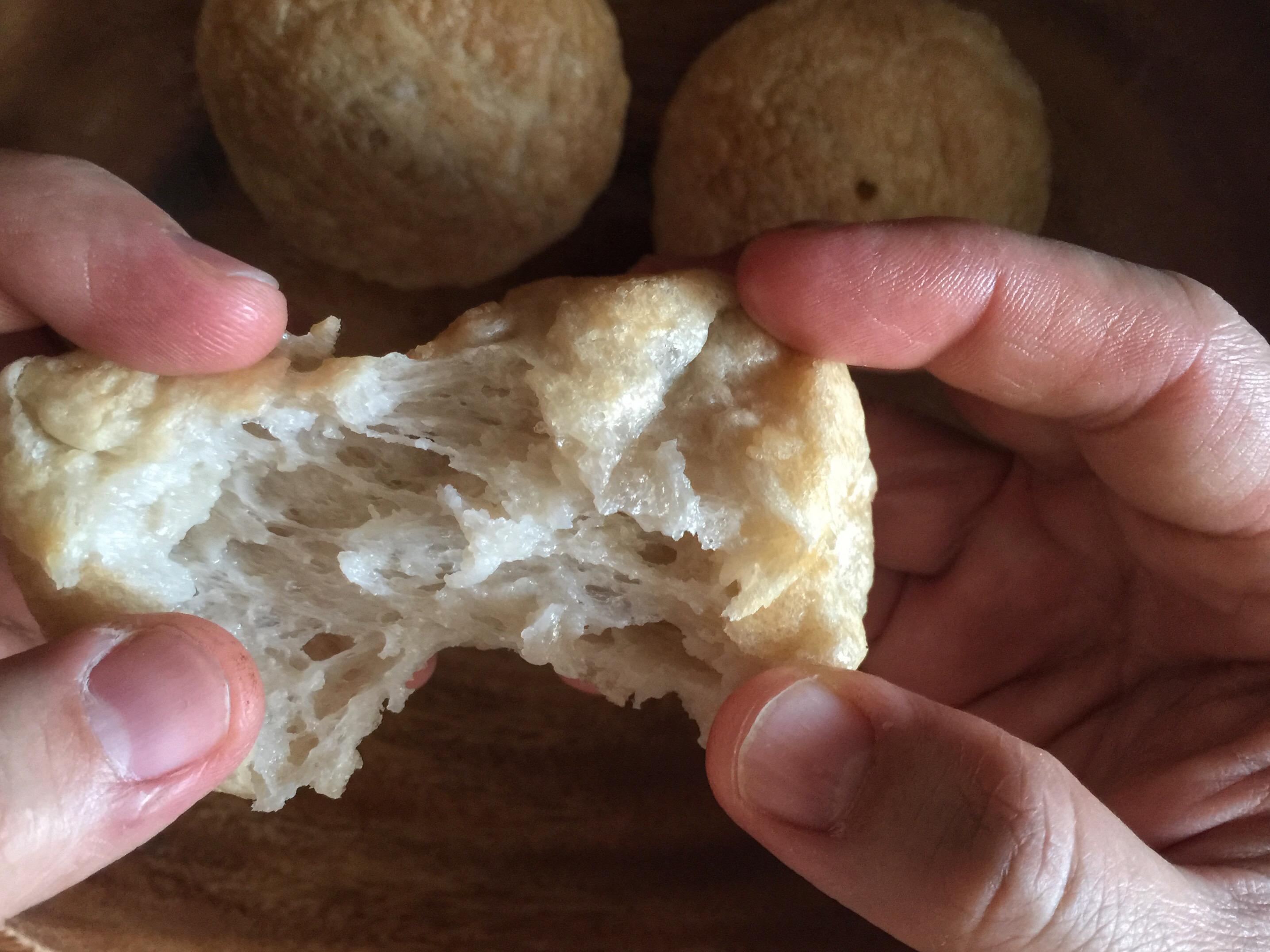 Gluten-free Pao
